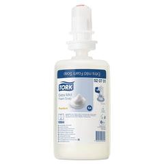 Картридж с жидким мылом-пеной одноразовый TORK (Система S4), ультрамягкое, 1 л, 520701