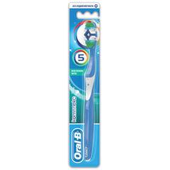 """Зубная щетка ORAL-B (Орал-Би) Комплекс """"Пятисторонняя чистка"""", средняя"""