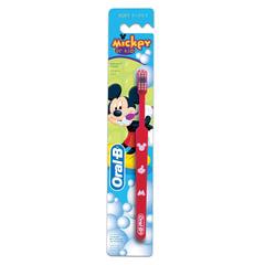"Зубная щетка детская ORAL-B (Орал-Би) Kids ""Mickey"", для 2-4 лет, мягкая"
