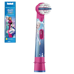Насадки для электрической зубной щетки ORAL-B (Орал-би) Kids Stages Power EB25, комплект 2 шт.