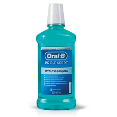 "Ополаскиватель для полости рта, 500 мл, ORAL-B (Орал-Би) Pro-Expert ""Мульти-Защита"""
