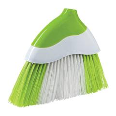 Щетка для уборки ЛЮБАША, ширина 28 см, высота щетины 11 см (черенок 603620)