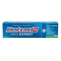 """Зубная паста, 75 мл, BLEND-A-MED (Бленд-а-Мед), Pro-Expert """"Все в одном"""", """"Нежная мята"""""""