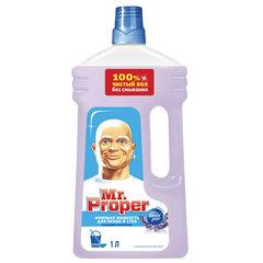 """Средство для мытья пола и стен 1 л, MR.PROPER (Мистер Пропер), """"Лавандовое спокойствие"""""""