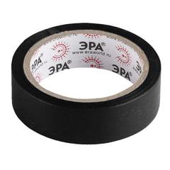 Изолента ПВХ, ЭРА, 15 мм х 10 м, черная