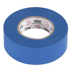 Изолента ПВХ, ЭРА, 19 мм х 20 м, синяя