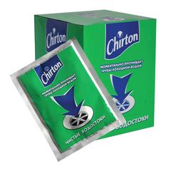 Средство для прочистки канализационных труб 60 г, CHIRTON (Чиртон), порошок