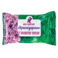 """Мыло туалетное 100 г, Краснодарское, (Меридиан), """"Сирень"""""""