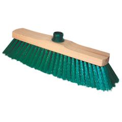 """Щетка для уборки, ширина 32 см, длина щетины 7 см, деревянная, """"Sara"""", YORK"""