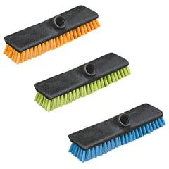 """Щетка-скраббер для уборки, ширина 24 см, длина щетины 2,5 см, цвет ассорти, """"Twigi"""", YORK Centi"""