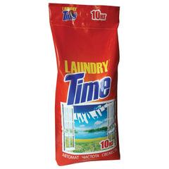 Стиральный порошок-автомат 10 кг, LAUNDRY TIME (Лондри Тайм)