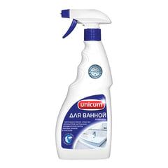 Чистящее средство 500 мл, UNICUM (Уникум), для ванной комнаты и сантехники, спрей