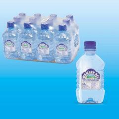 """Вода негазированная питьевая """"Шишкин лес"""", 0,4 л, пластиковая бутылка"""