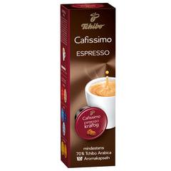 Капсулы для кофемашин TCHIBO Cafissimo Espresso Sizilianer Kraftig, натуральный кофе, 10 шт. х 7,5 г