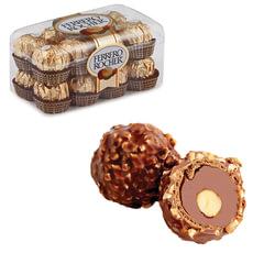 """Конфеты FERRERO """"Rocher"""", шоколадные, 200 г, пластиковая упаковка"""