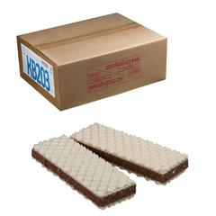 """Вафли ЯШКИНО """"Шоколайт"""", с прослойкой из шоколадной глазури, весовые, гофрокороб, 3,8 кг"""