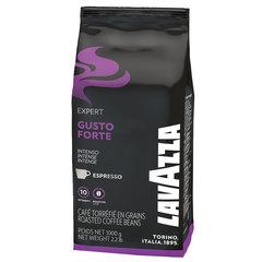 """Кофе в зернах LAVAZZA (Лавацца) """"Gusto Forte Expert"""", натуральный, 1000 г, вакуумная упаковка"""