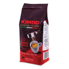 """Кофе в зернах KIMBO """"Espresso Napoletano"""" (Кимбо """"Эспрессо Наполетано""""), натуральный, 500 г, вакуумная упаковка"""