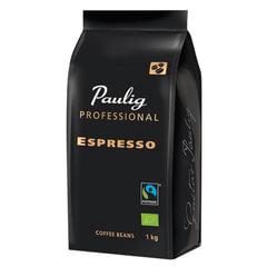 """Кофе в зернах PAULIG (Паулиг) """"Espresso Professional"""", натуральный, 1000 г, вакуумная упаковка"""
