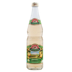 """Лимонад НАПИТКИ ИЗ ЧЕРНОГОЛОВКИ """"Дюшес"""", газированный, 0,5 л, стеклянная бутылка"""