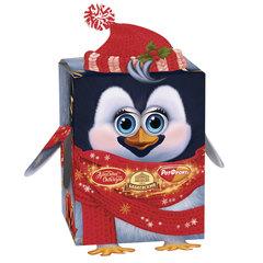 """Подарок новогодний """"Дружок детей"""", 550 г, набор конфет и пр., картонная коробка"""