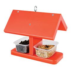 """Набор для детей деревянный """"Кормушка для птиц №1"""", 19х15х22 см, цветной, """"Десятое королевство"""""""