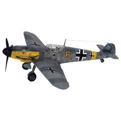 """Модель для сборки САМОЛЕТ """"Истребитель немецкий BF-109 F2 """"Мессершмитт"""", масштаб 1:144, ЗВЕЗДА, 6116"""