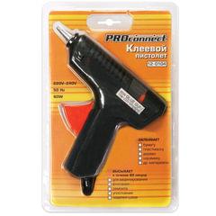 Клеевой пистолет PROCONNECT, 60 Вт, для стержня 11 мм, в блистере