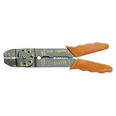 Клещи для зачистки и обжима проводов/клемм, SPARTA, 0,75-6 мм