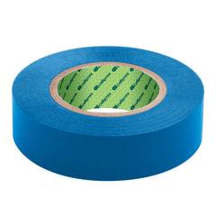 Изолента ПВХ, 19 мм х 20 м, СИБРТЕХ, 180 мкм, цвет-синий