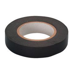 Изолента ПВХ, 19 мм х 20 м, СИБРТЕХ, 180 мкм, черная