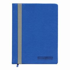 """Дневник для 1-11 классов, обложка кожзаменитель, термотиснение, АЛЬТ, """"Monaco"""" (синий)"""