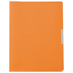 Дневник 1-11 класс, кожзам (лайт), тиснение, резинка, ляссе, 48 л., АЛЬТ, METROPOL Оранж