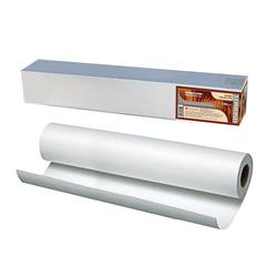 Рулон для плоттера (холст), 610 мм х 12,3 м х втулка 76 мм, 230 г/м2, натуральный белый, фактура льняная, LOMOND, 1211321