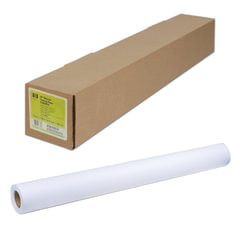 Рулон для плоттера, 610 мм х 45 м х втулка 50,8 мм, 90 г/м2, белизна CIE 117%, Universal Coated HP Q1404B