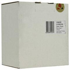 Фотобумага 10х15см, 270 г/м2, 500 листов, односторонняя, атласная тепло-белая, LOMOND, 1106202