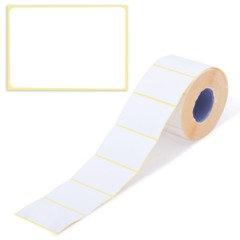 Этикетка ТермоЭко (58х40 мм), 700 этикеток в ролике, светостойкость до 2 месяцев