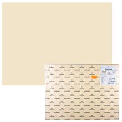 "Бумага (картон) CANSON ""Iris Vivaldi"", А2+, 500х650 мм, 240 г/м2, 2-сторонняя, кремовая"