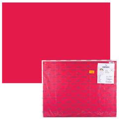 """Бумага (картон) CANSON """"Iris Vivaldi"""", А2+, 500х650 мм, 240 г/м2, 2-сторонняя, красная"""