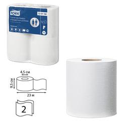 Бумага туалетная TORK (Система Т4), 2-слойная, спайка 4 шт. х 23 м, Advanced, 120158
