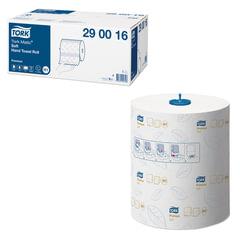 Полотенца бумажные рулонные TORK (Система H1) Matic, комплект 6 шт., Premium, 100 м, 2-слойные, белые, 290016