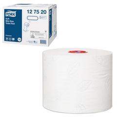 Бумага туалетная 90 м, TORK (Система Т6), комплект 27 шт., Premium, 2-слойная, белая, 127520