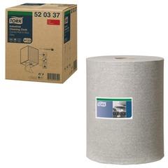 Протирочный нетканый материал TORK (Система W1, W2, W3) Premium, 390 листов в рулоне, 32х38 см, 520337