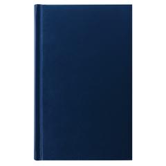 "Ежедневник датированный 2018, A5, ERICH KRAUSE ""Ariane"", под кожу классик, синий, 176 л., 148х210 мм"