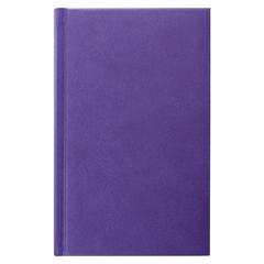 """Ежедневник датированный 2018, А5, ERICH KRAUSE """"Galine"""", под кожу классик, фиолетовый, 176 л., 148х210 мм"""
