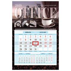 "��������� ����������� �� 2019 �., HATBER, ""����-����"", 1-�������, �� 1-� ������, ""OFFICE"", 1��1��4� 18341"