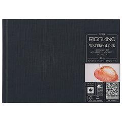 Блокнот для акварели FABRIANO Watercolourbook среднее зерно, 30 л., 200 г/м2, А5, 148х210 мм