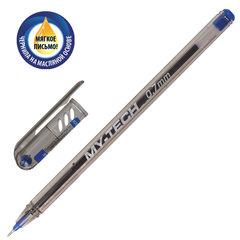 """Ручка шариковая масляная PENSAN """"My-Tech"""", СИНЯЯ, игольчатый узел 0,7 мм, линия письма 0,35 мм"""