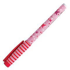 "Ручка шариковая BRUNO VISCONTI ""FreshWrite"", ""Звездочки"", узел 0,7 мм, линия 0,5 мм, синяя"