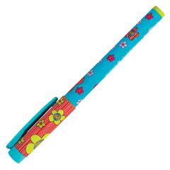 "Ручка шариковая BRUNO VISCONTI ""FreshWrite"", ""Цветы-сердечки"", узел 0,7 мм, линия 0,5 мм, синяя"